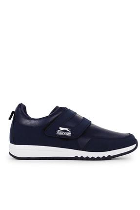 Slazenger ALISON I Sneaker Kadın Ayakkabı Lacivert SA20LK052 0