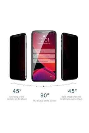 Soffany Apple Iphone Xs Max Privacy Hayalet Cam Ekran Koruyucu Siyah Privacy Xsmax 1
