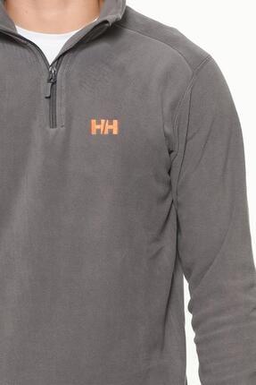 Helly Hansen Mount Erkek Polar Fleece Gri 971 3