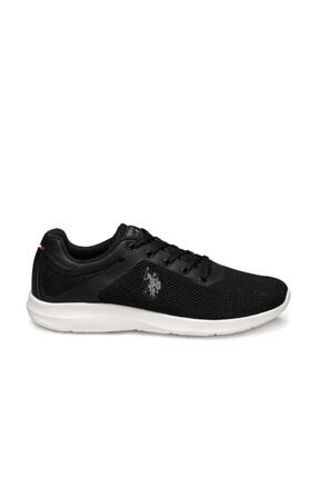 US Polo Assn ELIZA Siyah Erkek Sneaker Ayakkabı 100489494 1