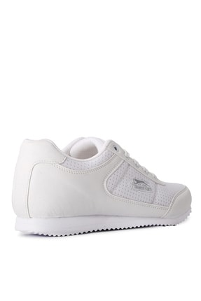 Slazenger Paloma Sneaker Kadın Ayakkabı Beyaz / Gümüş 2