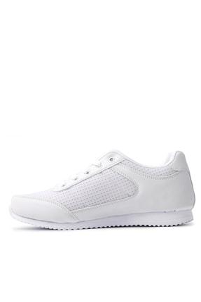 Slazenger Paloma Sneaker Kadın Ayakkabı Beyaz / Gümüş 3