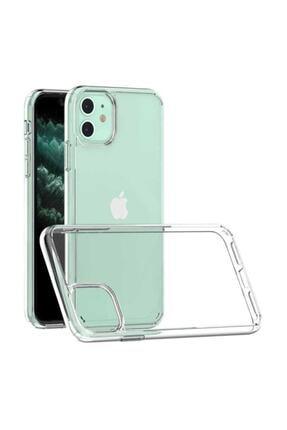 MY MÜRDÜM Iphone 11 Şeffaf Kılıf Kenarları Koruma Çizgili Sararma Yapmaz 0