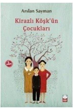 Kırmızı Kedi Yayınları Kirazlı Köşk'ün Çocukları 0