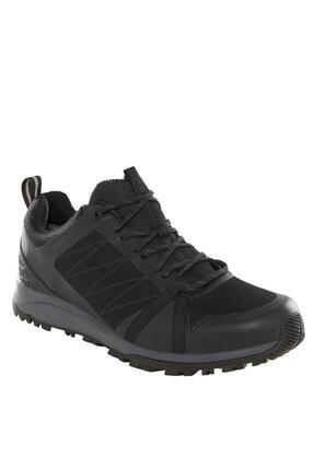 The North Face Erkek Siyah Outdoor Ayakkabı 0