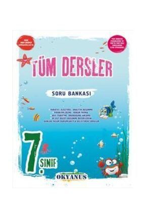 Okyanus Yayınları 7. Sınıf Tüm Dersler Soru Bankası 0