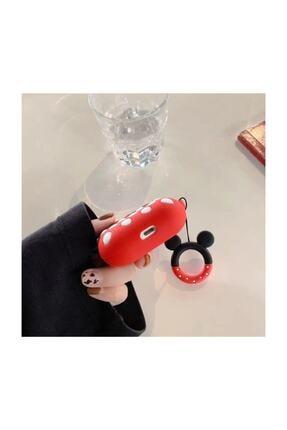 Miyosa Apple Airpods Pro Kılıfı Minnie Mouse 3