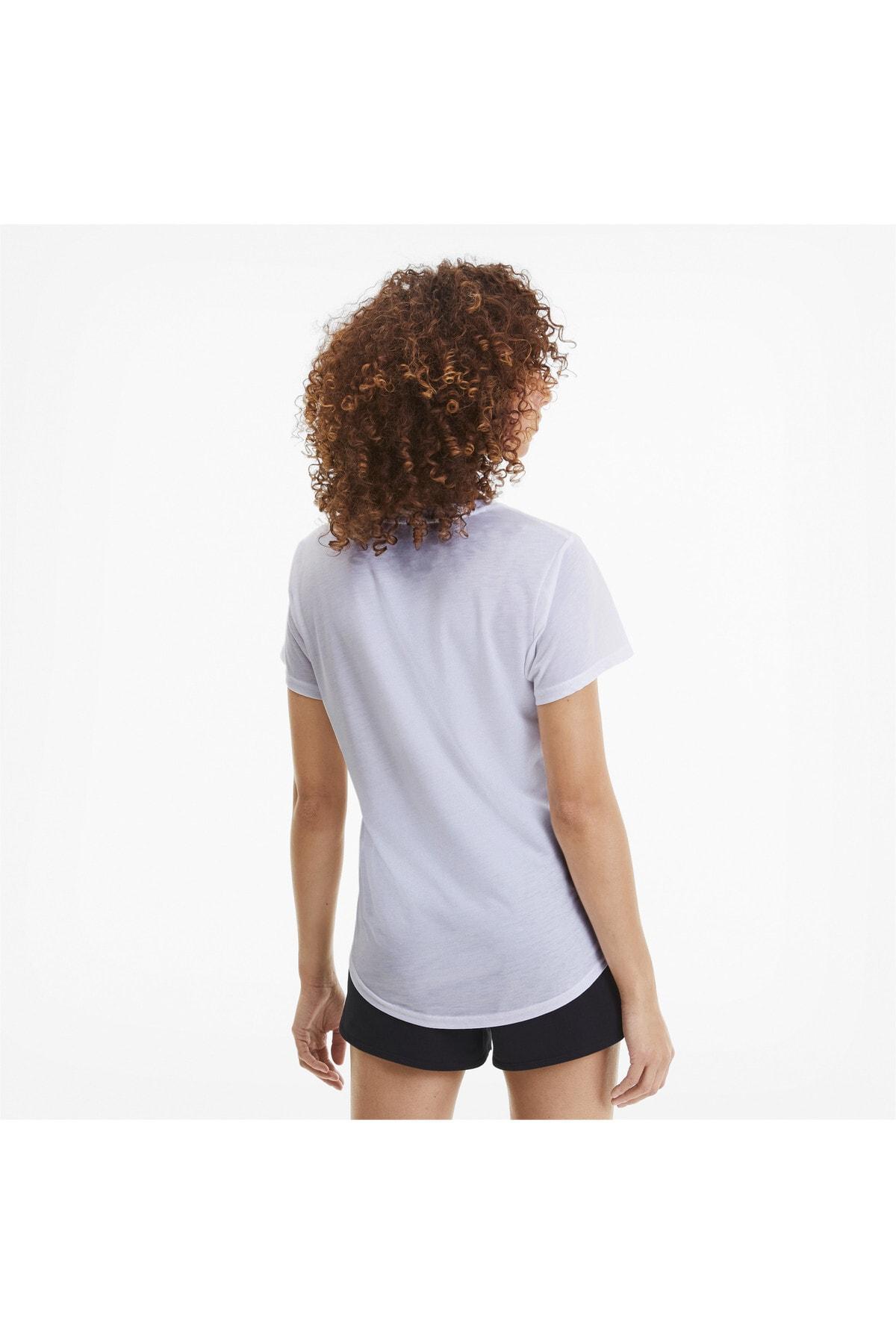 Puma Evostripe Kadın Tişört - 58124102 1