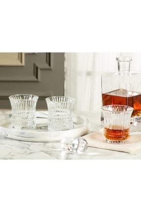 Madame Coco Evonna 4'lü Su Bardağı Seti 245 ml 0