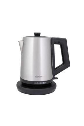 GoldMaster Incedem Çelik Çay Makinesi Ve Su Isıtıcı In-6306 Inox 2