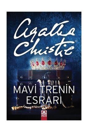 Altın Kitaplar Mavi Trenin Esrarı - Agatha Christie 0