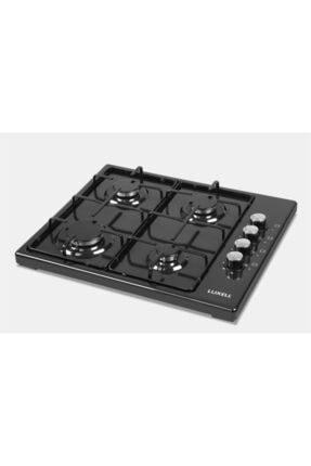 Luxell Lx - 420 F Siyah Emaye Setüstü Ocak Lpg 0