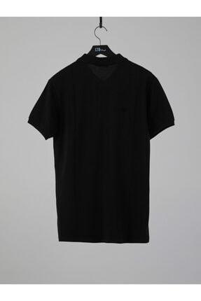 Ltb Erkek  Siyah Polo Yaka T-Shirt 012208450860890000 1