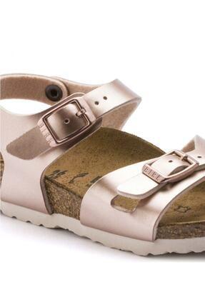 Birkenstock Rıo Kıds Bakır Sandalet 19Y.Ayk.Tlk.Frm.0020 4