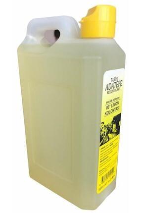 PİEL Adatepe Limon Kolonyası 80 Derece 1000 ml (1 Litre) 0