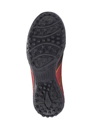 Galatasaray TRIM J TURF GS Siyah Kırmızı Erkek Çocuk Halı Saha Ayakkabısı 100280466 2