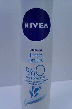 Nivea Fresh Natural Deodorant 200 Ml 2 Adet 1