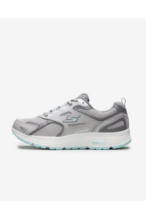 Skechers GO RUN CONSISTENT Kadın Gri Koşu Ayakkabısı 0