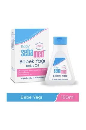 Sebamed Baby Bebek Yağı 150 ml 0