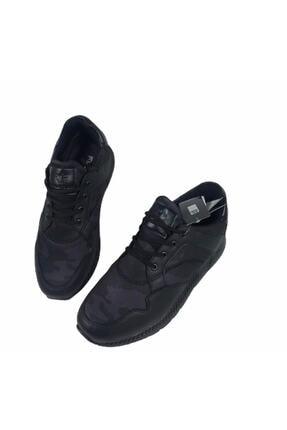 Lumberjack POLVA 9PR Siyah Erkek Sneaker Ayakkabı 100431850 1