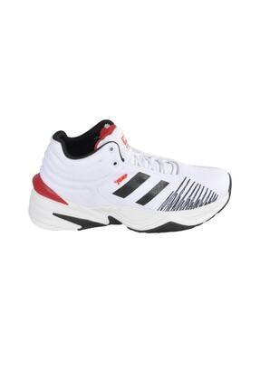Jump 24774 Beyaz-siyah-kırmızı Erkek Spor Ayakkabı 1