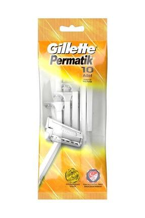 Gillette Kullan At Tıraş Bıçağı 10'lu 1