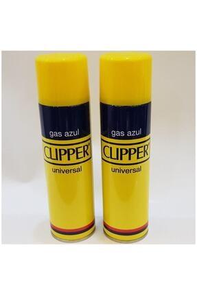 Clipper Çakmak Gazı 2'li  250 ml X 2 0