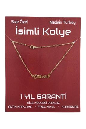 Dilvin Isimli Kolye