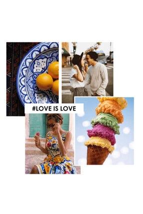Dolce Gabbana Dolce & Gabbana Light Blue Love Is Love Edt 100 ml Kadın Parfüm 3