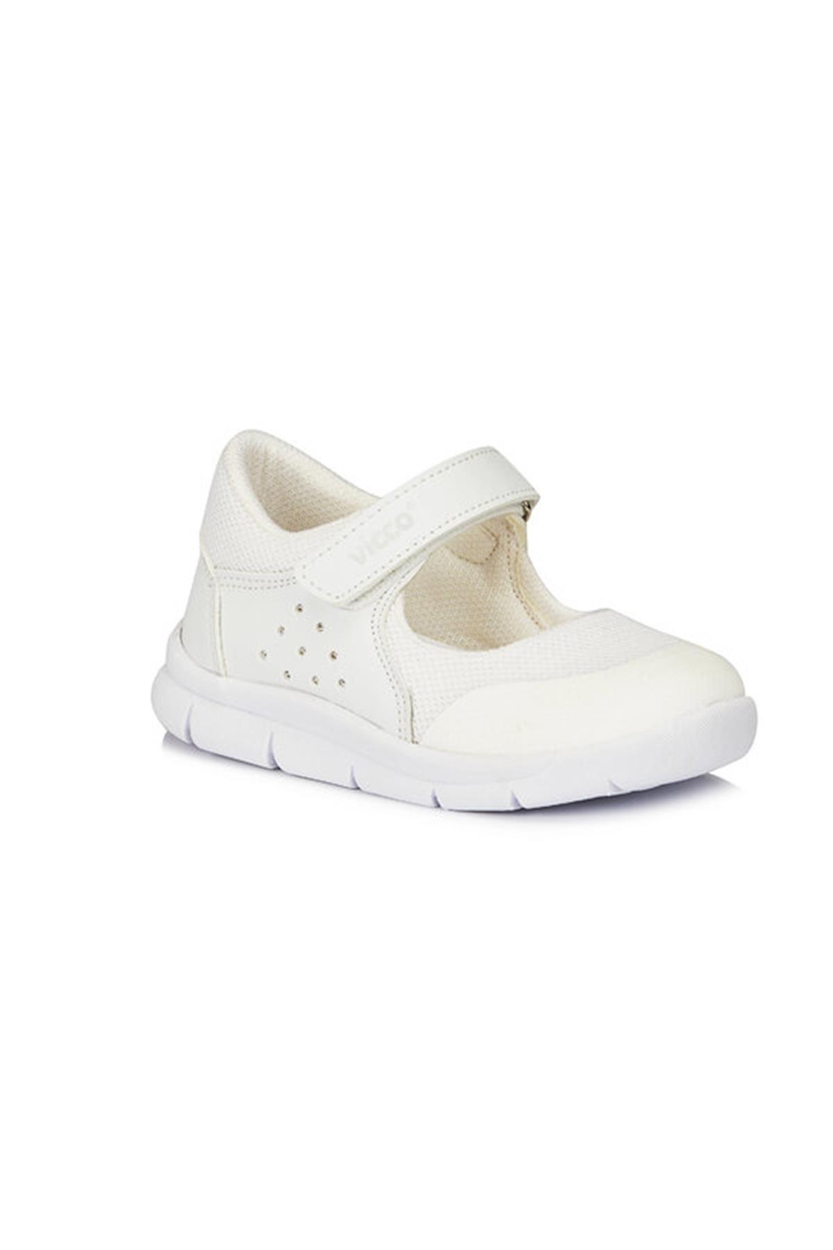Kız Çocuk Beyaz Lucy Günlük Spor Ayakkabı 346-b21y-114