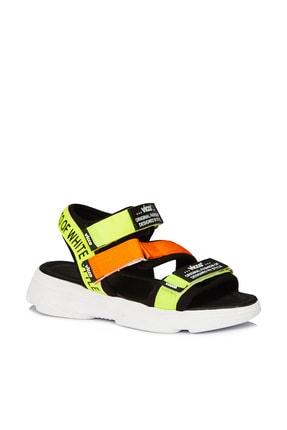 Vicco Chester Unisex Bebe Yeşil Sandalet 0