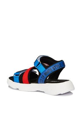 Vicco Chester Erkek Çocuk Saks Mavi Sandalet 3
