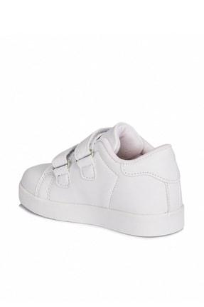 Vicco Oyo Unisex Bebe Beyaz Spor Ayakkabı 3