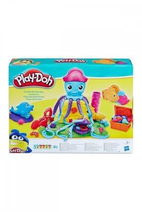 Play Doh Oyuncu Ahtapot 1