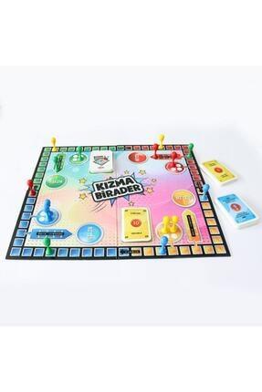 Moli Toys Molipoly Emlak Ticaret Oyunu + Kızma Birader+ Word To Go Xl Tabu Xl Edition 3'lü Süper Set 2