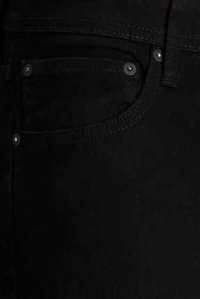 Jack & Jones Jeans Intellıgence Erkek Jean Pantolon Black Denim 1