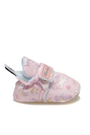 IGOR BABY BOOTIE PATTERNED Neon Pembe Kız Çocuk Panduf 100518709 1