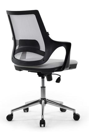 Seduna Skagen Metal Ayaklı Çalışma Koltuğu Ofis Sandalyesi 3
