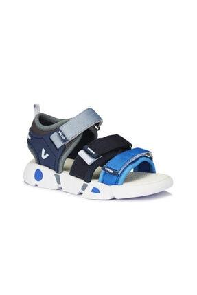 Vicco Gorbi Erkek Bebe Kot Sandalet 0