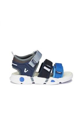 Vicco Gorbi Erkek Bebe Kot Sandalet 1