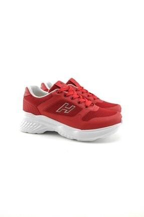 Hammer Jack Hammerjack Kadın Spor Ayakkabı Kırmızı 2