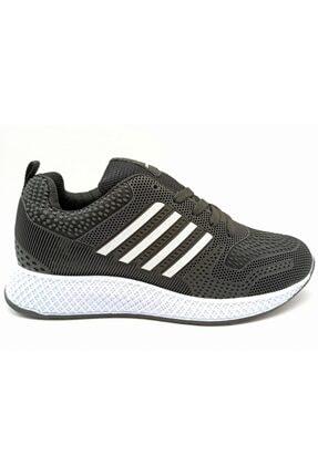 Unisex Siyah Spor Ayakkabı resmi