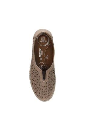 Polaris 103214.Z1FX Vizon Kadın Klasik Ayakkabı 101000814 3
