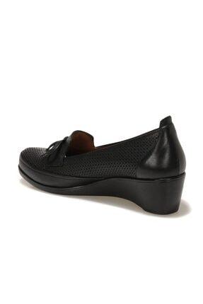 Polaris 103245.Z1FX Siyah Kadın Klasik Ayakkabı 101002450 2