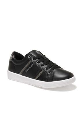 Lumberjack KAMILLA 1FX Siyah Kadın Havuz Taban Sneaker 100911272 0