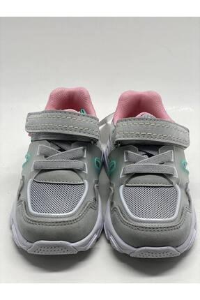 Jump Unisex Gri Bebek Spor Ayakkabı 1