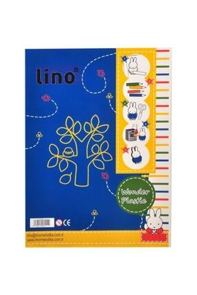 Lino Küçülen Kağıt Mat 20x25 Cm / 1