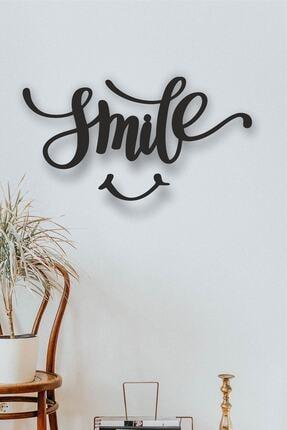 Dekotadan Smile Ahşap Duvar Dekoru 0