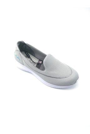 Pierre Cardin Kadın Gri Spor Ayakkabı 0