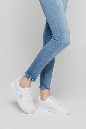 Lumberjack Finster Wmn Kadın Günlük Spor Ayakkabı 100353722-beyaz 1